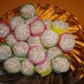 Τρουφάκια με ινδοκάρυδο
