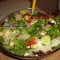 Υγιεινή Πολύχρωμη Σαλάτα